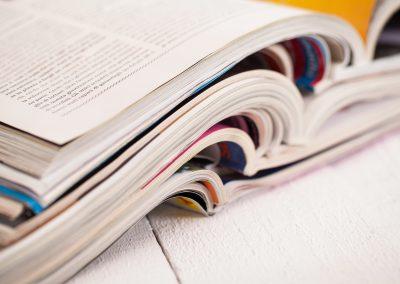 Maquetación editorial en Menorca
