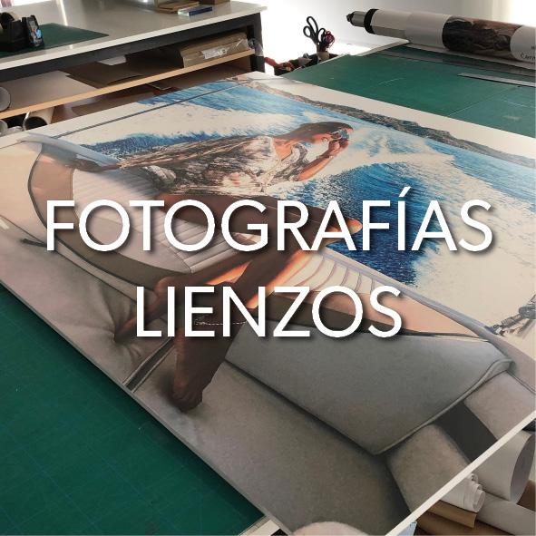Impresión de fotografías y lienzos en Menorca